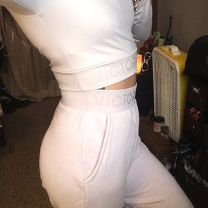 Victoria secret sport sweat outfit 💦